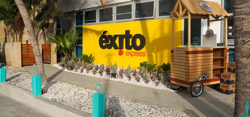 Conoce nuestro nuevo Éxito Express - Santa Marta