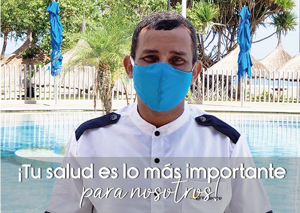 Tu salud es lo más importante para nosotros