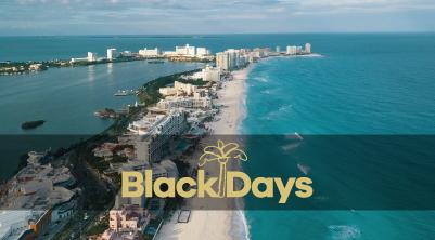 Viaja ahora a Cancún con precios de Black Friday